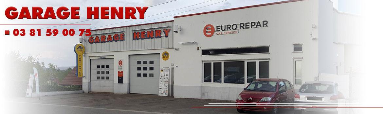 Garage Henry